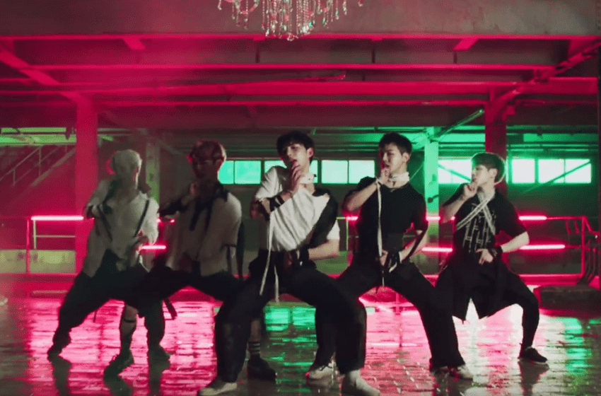"""WATCH: A.C.E Confesses That They're """"SAVAGE"""" In Fierce Comeback MV"""
