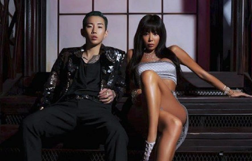 "WATCH: Jessi Is Daring in ""Drip"" MV Featuring Jay Park"