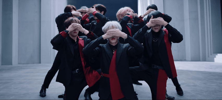 "WATCH: Golden Child Makes Long-Awaited Comeback With ""Wannabe"" Music Video"
