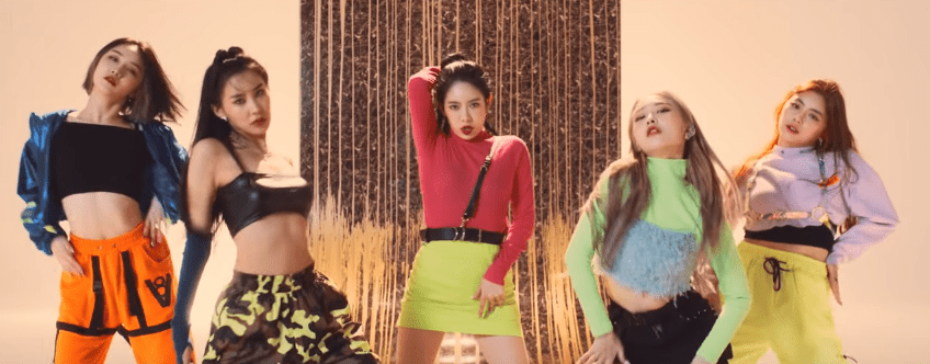 "WATCH: HINAPIA Makes Strong Introduction With Confident ""Drip"" Debut MV"