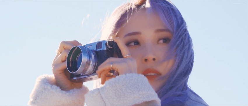 "WATCH: MAMAMOO's Moonbyul Celebrates Her Birthday With Emotional ""Snow"" Music Video"