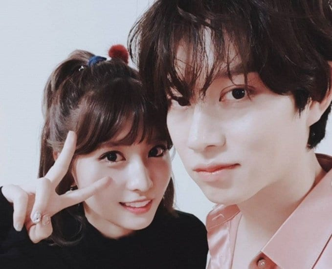 Super Junior's Heechul And TWICE's Momo Confirmed To Be Dating