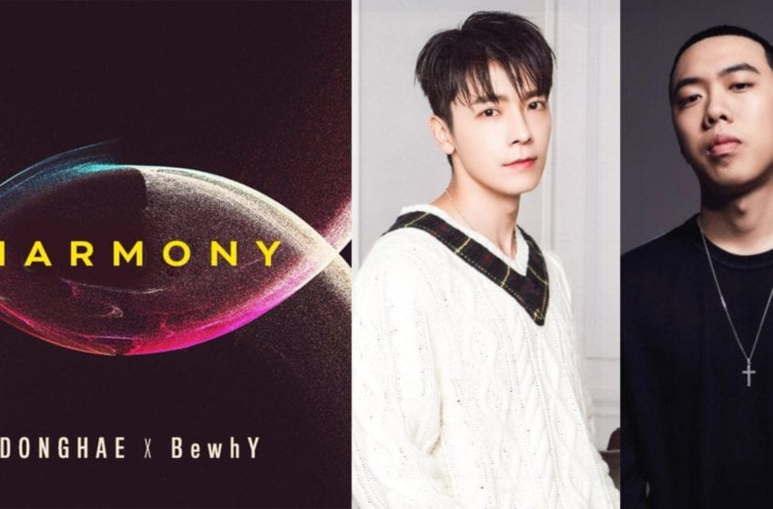 """Donghae And BewhY To Release New Track Entitled """"HARMONY"""""""