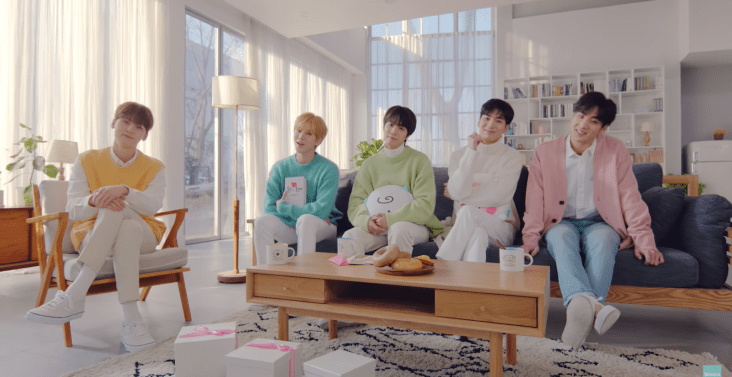 """WATCH: NU'EST Says """"Let's Love"""" In Special MV For Valentine's Day"""
