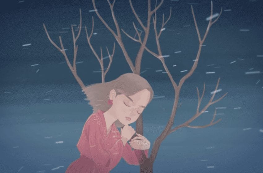 """WATCH: Younha Drops Beautiful Animated Video For """"WINTER FLOWER"""" Track Featuring BTS' RM"""
