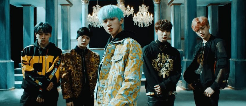 """WATCH: MCND Exudes Cool Charisma In """"ICE AGE"""" Debut Music Video"""