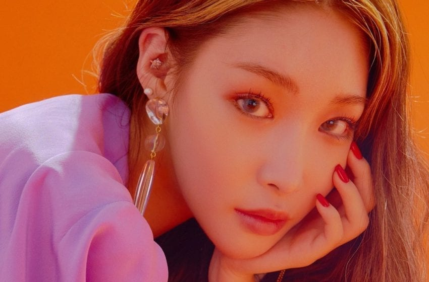 Chungha Becomes Latest K-pop Star To Sign With ICM Partners For Global Promotions