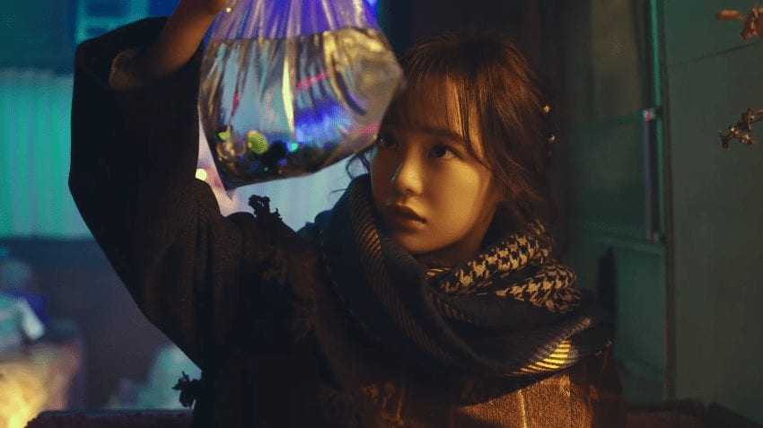 """WATCH: Gugudan's Sejeong Finds Solace in """"Plant"""" MV"""