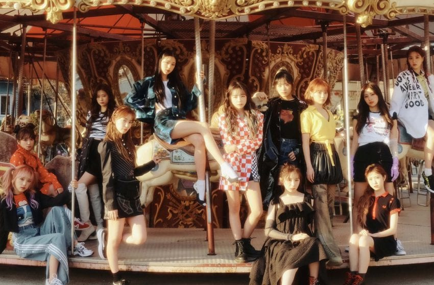 IZ*ONE Members Are Ethereal Beauties In Stunning Pictorial For DAZED Magazine