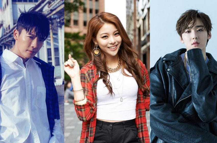 Easter Special: 15 Times Korean Artists Sang Christian Songs