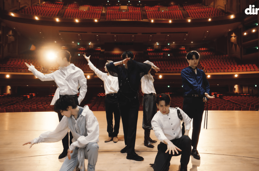 "WATCH: GOT7 Drops Special Performance Video Of ""Not By The Moon"" In Connection With Dingo"