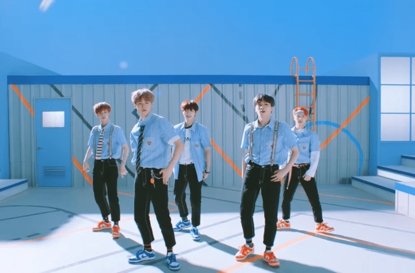 """WATCH: MCND Brings The Fresh Feeling Of """"Spring"""" In Youthful MV"""