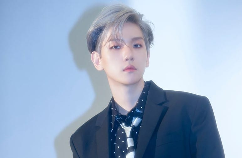 SMTOWN Reveals EXO's Baekhyun Will Make Solo Comeback In May