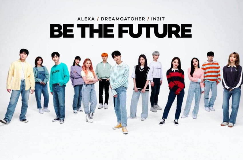 "LISTEN: Dreamcatcher, AleXa, And IN2IT Collaborate For COVID-19 Charity Song ""Be The Future"""