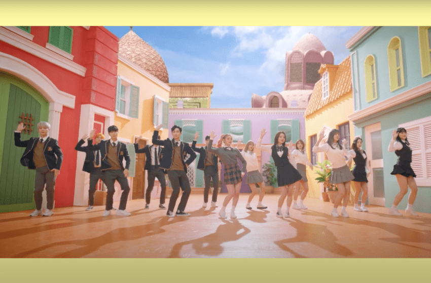 "WATCH: Dreamcatcher, AleXa & IN2IT Team Up As Millenasia Project For Colorful And Inspiring ""Be The Future"" MV"