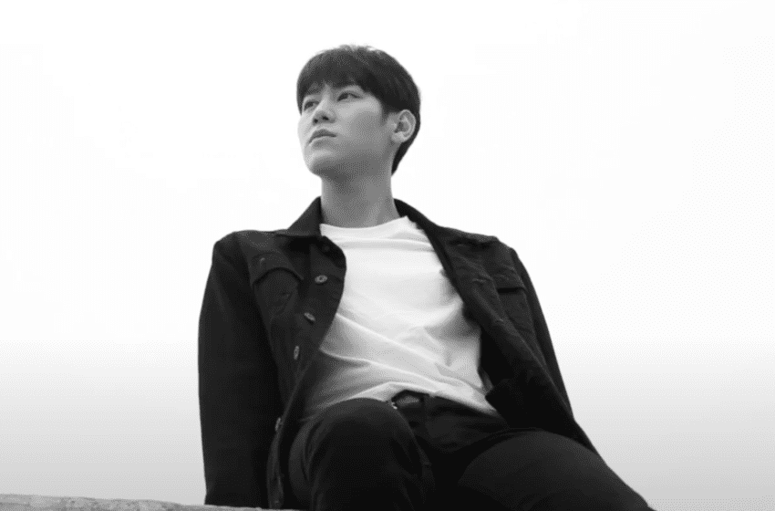 """WATCH: IMFACT's Lee Sang Delivers Heartfelt and Timely Self-Composed """"Don't Give Up"""" MV"""