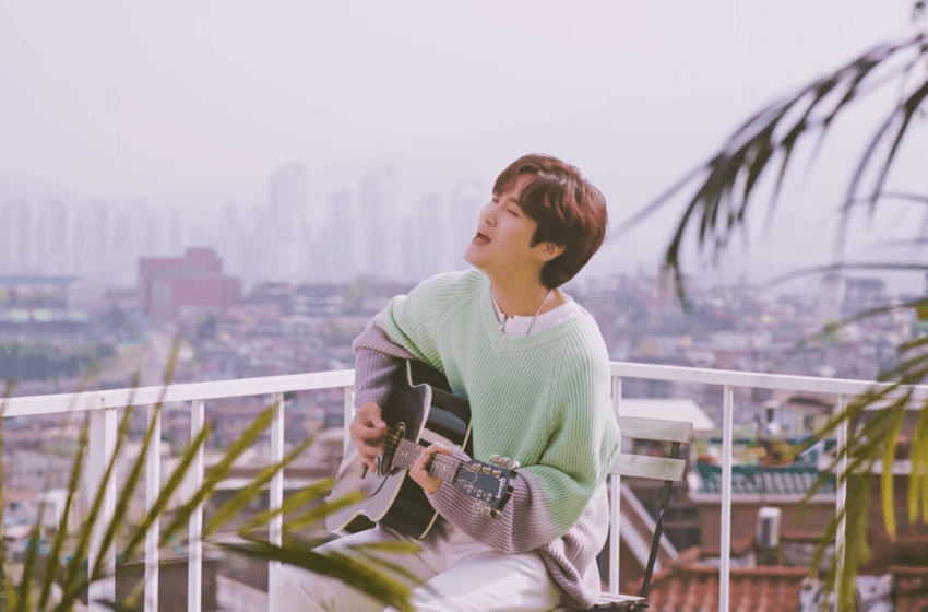 "WATCH: Singer-Songwriter AIVAN Will Put You Under A ""Spring Spell"" With Enchanting MV"