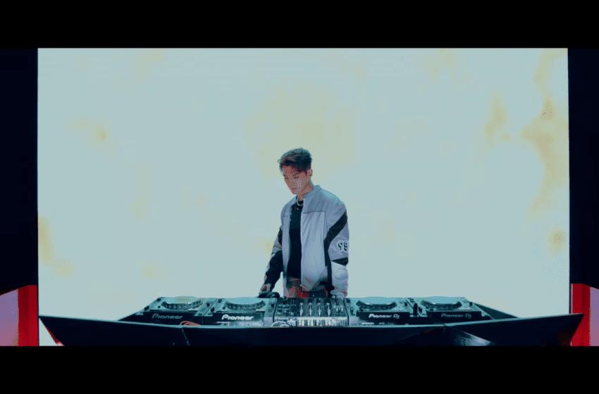 "WATCH: GINJO Drops EDM Track ""The Riot"" Featuring WayV's Ten And Xiaojun"
