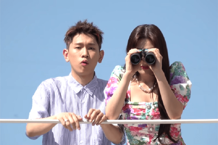 """WATCH: Crush And Red Velvet's Joy Sing Of Confinement Blues In """"Mayday"""" MV"""