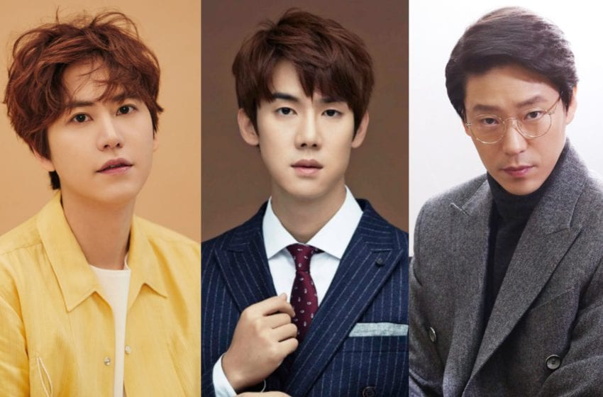 """Kyuhyun, Yoo Yeon Seok, Uhm Ki Joon, And More Confirmed As Cast For 20th Anniversary Run Of The Musical """"Werther"""""""