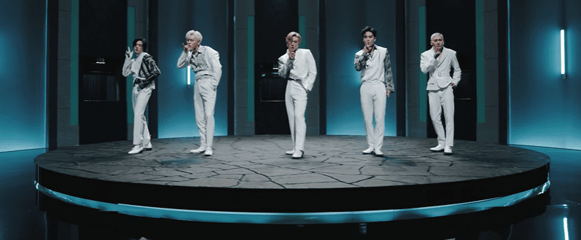 "WATCH: NU'EST Returns With Magnetic ""I'm In Trouble"" Music Video"