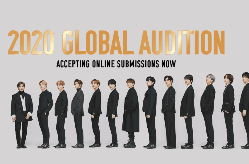 Big Hit Entertainment Opens 2020 Global  Auditions