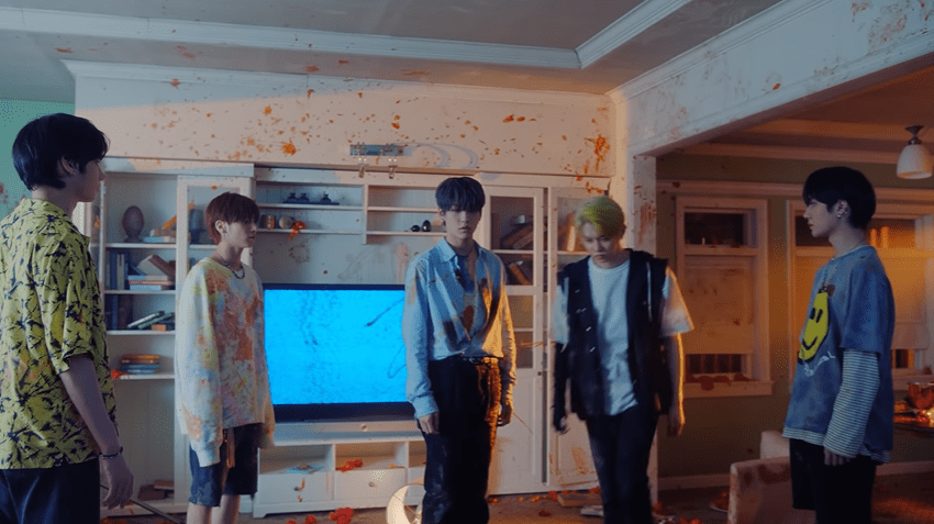"WATCH: TXT Embraces A Somber Side of Friendship In ""Can't You See Me?"" MV"