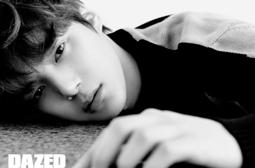 MONSTA X's Minhyuk Talks About Music And Dreams In New Photoshoot For DAZED Korea