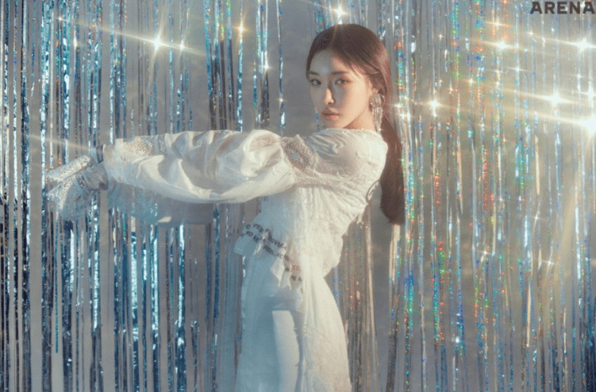 Chungha Shows Off Her Unrivaled Charisma In New Photoshoot For ARENA HOMME+