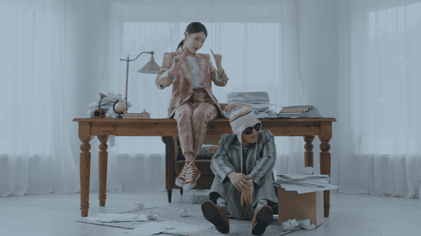 "WATCH: Chungha Teams Up With pH-1 For Comforting ""My Friend"" MV"