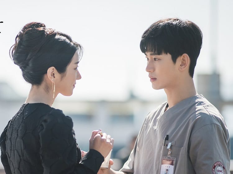 """Kim Soohyun and Seo Yeji Crosses Paths In Teaser For tvN's """"It's Okay To Not Be Okay"""""""