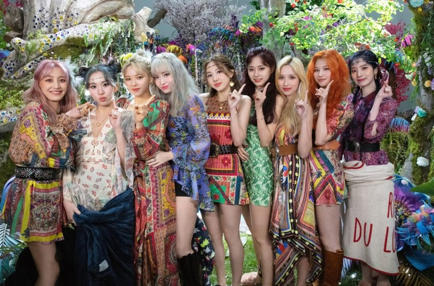 """TWICE Enters Billboard 200 For First Time Ever With """"More & More"""""""