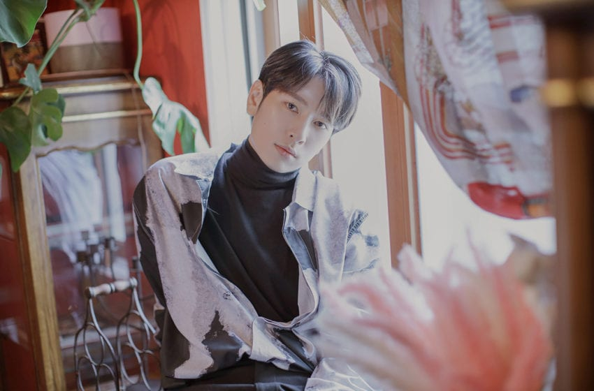 "LISTEN: CROSS GENE's Seyoung Pre-Releases ""Space Out"" Off Upcoming Digital Single"