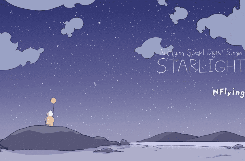 """WATCH: N.Flying Drops Animated MV For Heartwarming Track """"STARLIGHT"""""""
