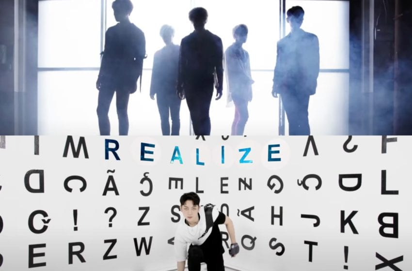 "WATCH: MustB ""Realize"" Their Strength In Fierce Comeback MV"