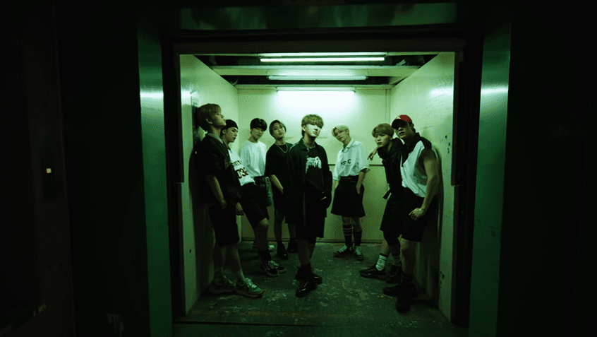 "WATCH: Stray Kids Sings Of A Fateful Meeting In ""Hello Stranger"" Music Video"