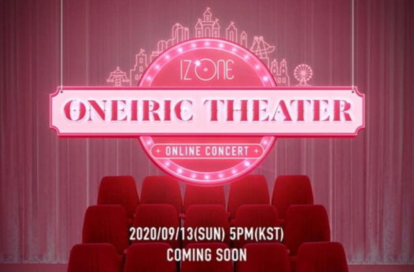 IZ*ONE Announces Online Concert In September