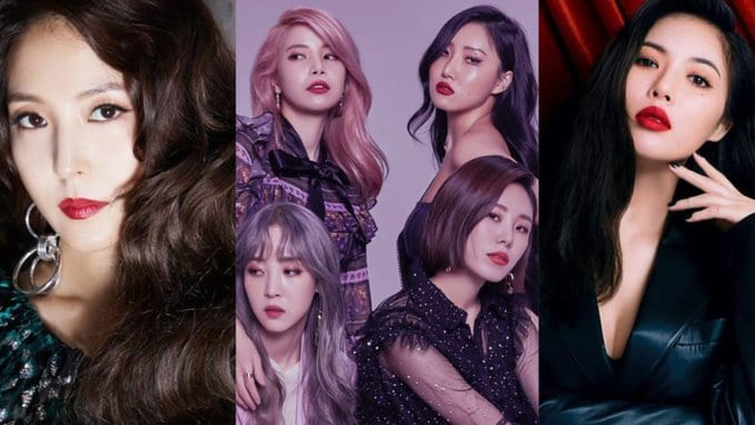 12 Of The All-Time Fiercest Girl Power Songs In K-pop