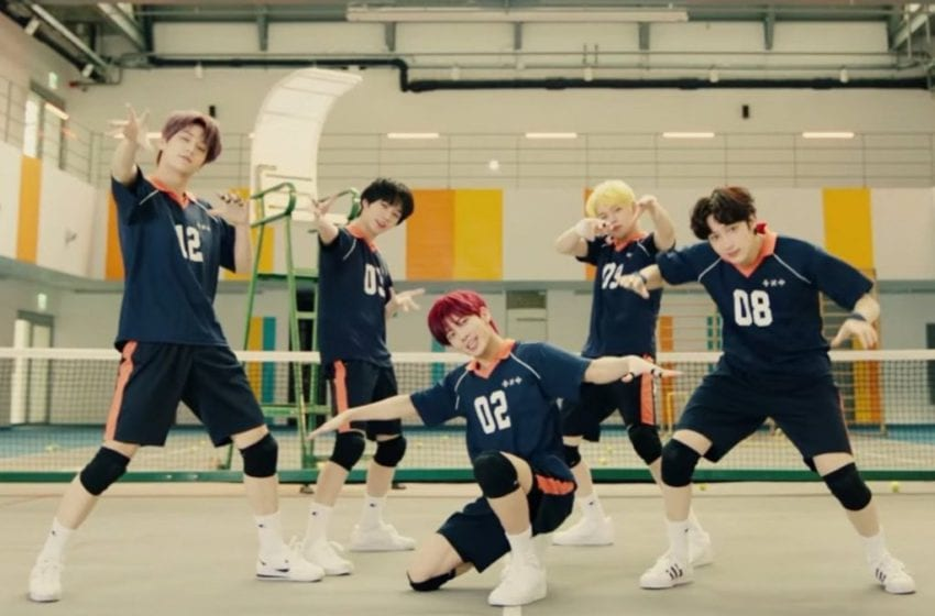 "WATCH: TXT Drops Sporty MV For Japanese Track ""Drama"""