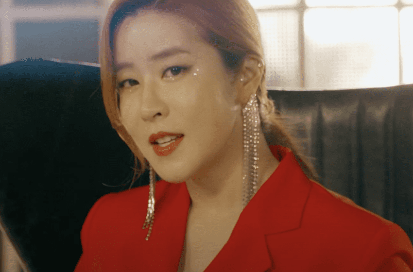 """WATCH: Musical Actress Geum Na Ra Makes Solo Debut With Trot Song """"Encore"""" MV"""