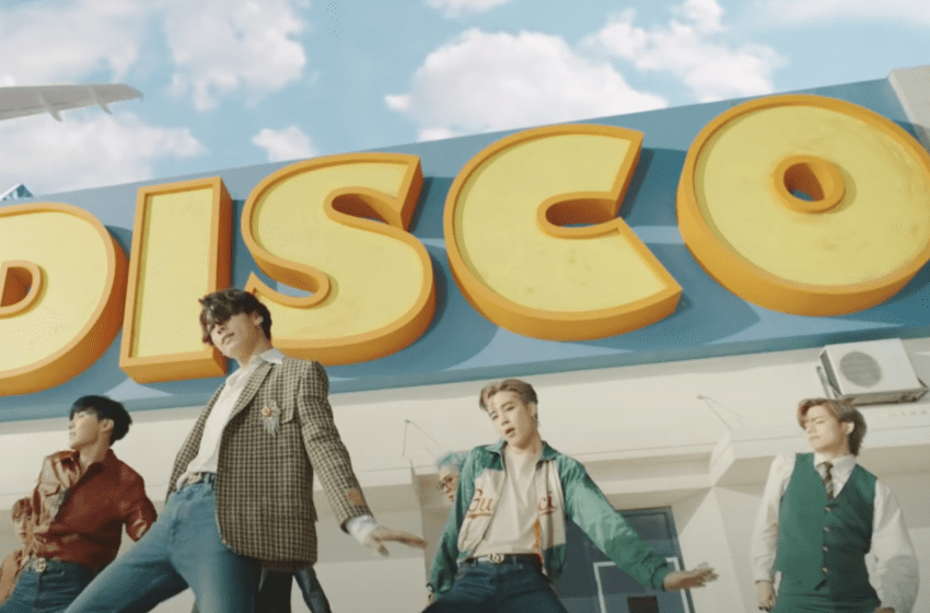 """WATCH: BTS Is Bright And Cheerful In """"Dynamite"""" MV"""