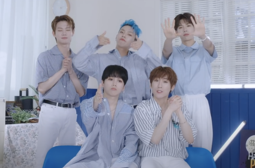 "WATCH: D1CE Release Cute ""One Summer"" MV For CLEF CREW Collaboration Project"