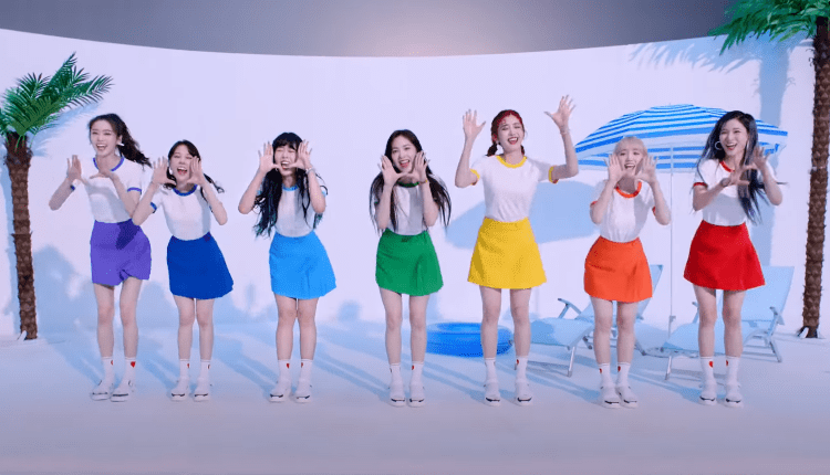"""WATCH: Cherry Bullet Finds Ways To Have Fun In """"Aloha Oe"""" Music Video"""