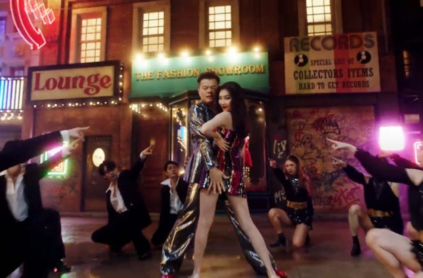 """WATCH: J.Y. Park And Sunmi Dance The Night Away In """"When We Disco"""" Pre-Release MV"""