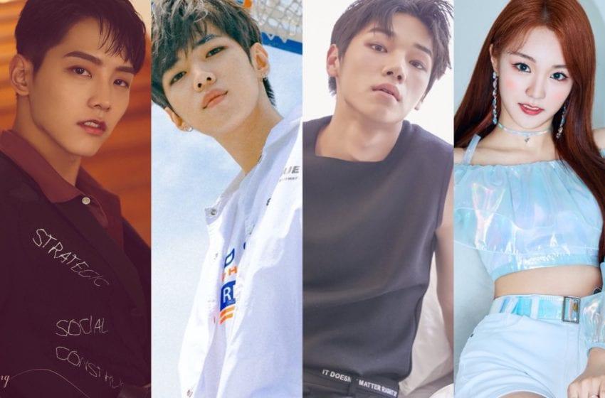 HOTSHOT's Yoonsan, DONGKIZ's Jaechan, THE MAN BLK's Taewoo & Woo!Ah!'s Nana Cast In Web Drama