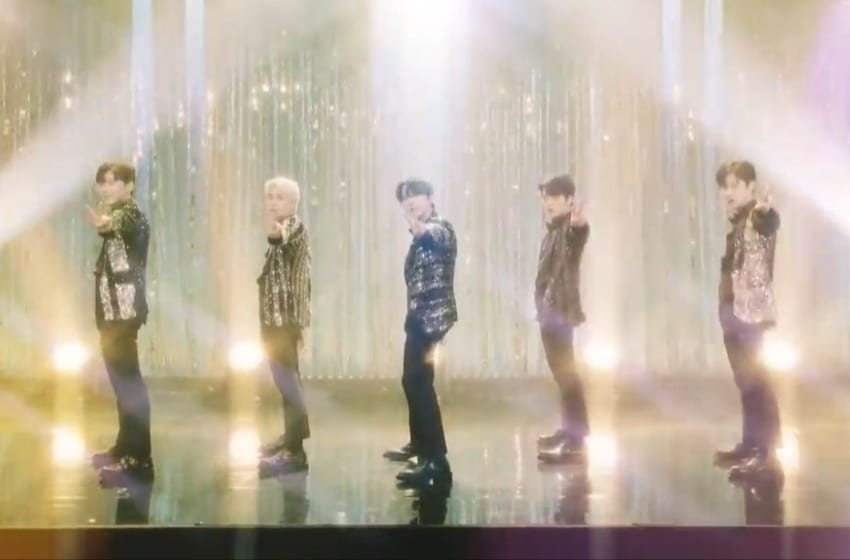 """WATCH: ASTRO's MJ And PENTAGON' Hui Release """"All Eyes On Me"""" MV With Project Group SUPERFIVE"""