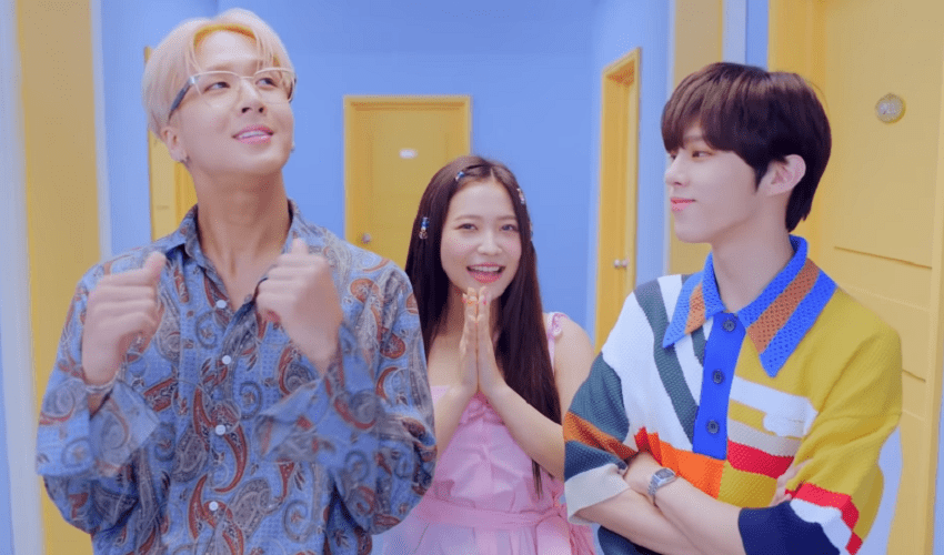"WATCH: VIXX's Ravi, Red Velvet's Yeri, And UP10TION's Wooseok Come Together For ""Sorrow"" Project MV"