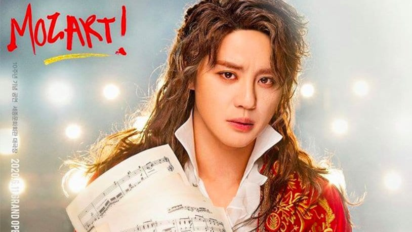 "WTK Review: Kim Junsu Shone In ""Mozart!"" The Musical 10th Anniversary Extraordinaire"
