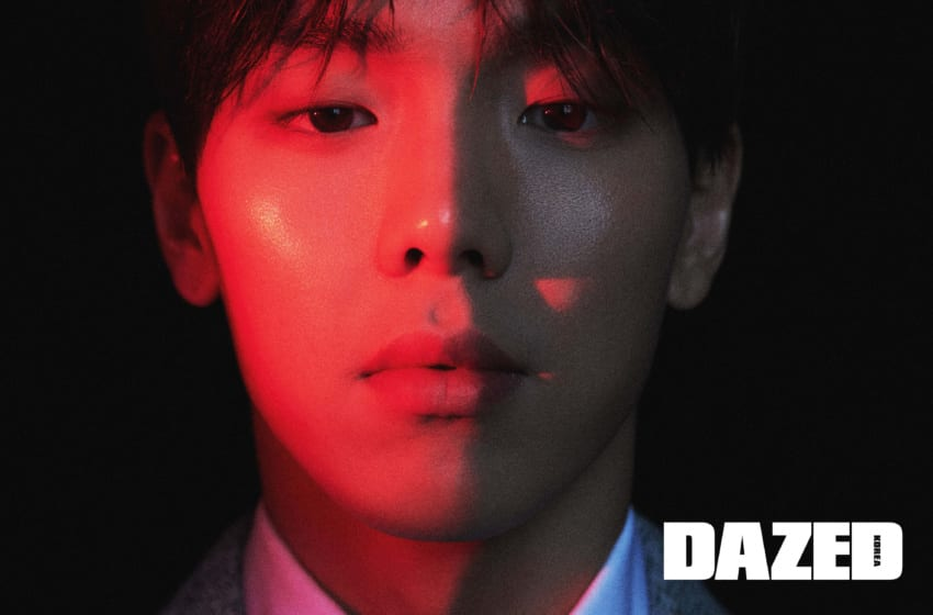 MONSTA X's Shownu Is A Showstopper In September Issue Of DAZED Korea