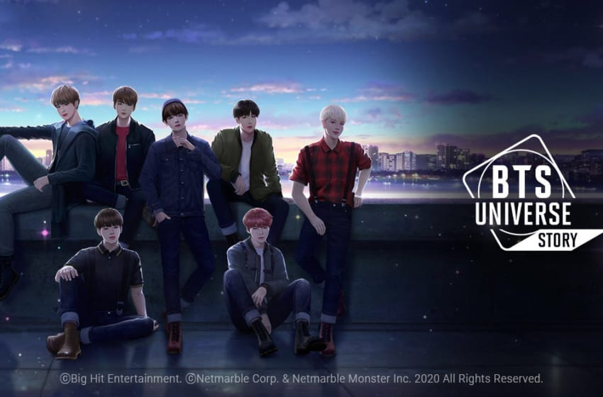 """Much-Awaited """"BTS Universe Story"""" Now Available on Android and IOS App Stores"""